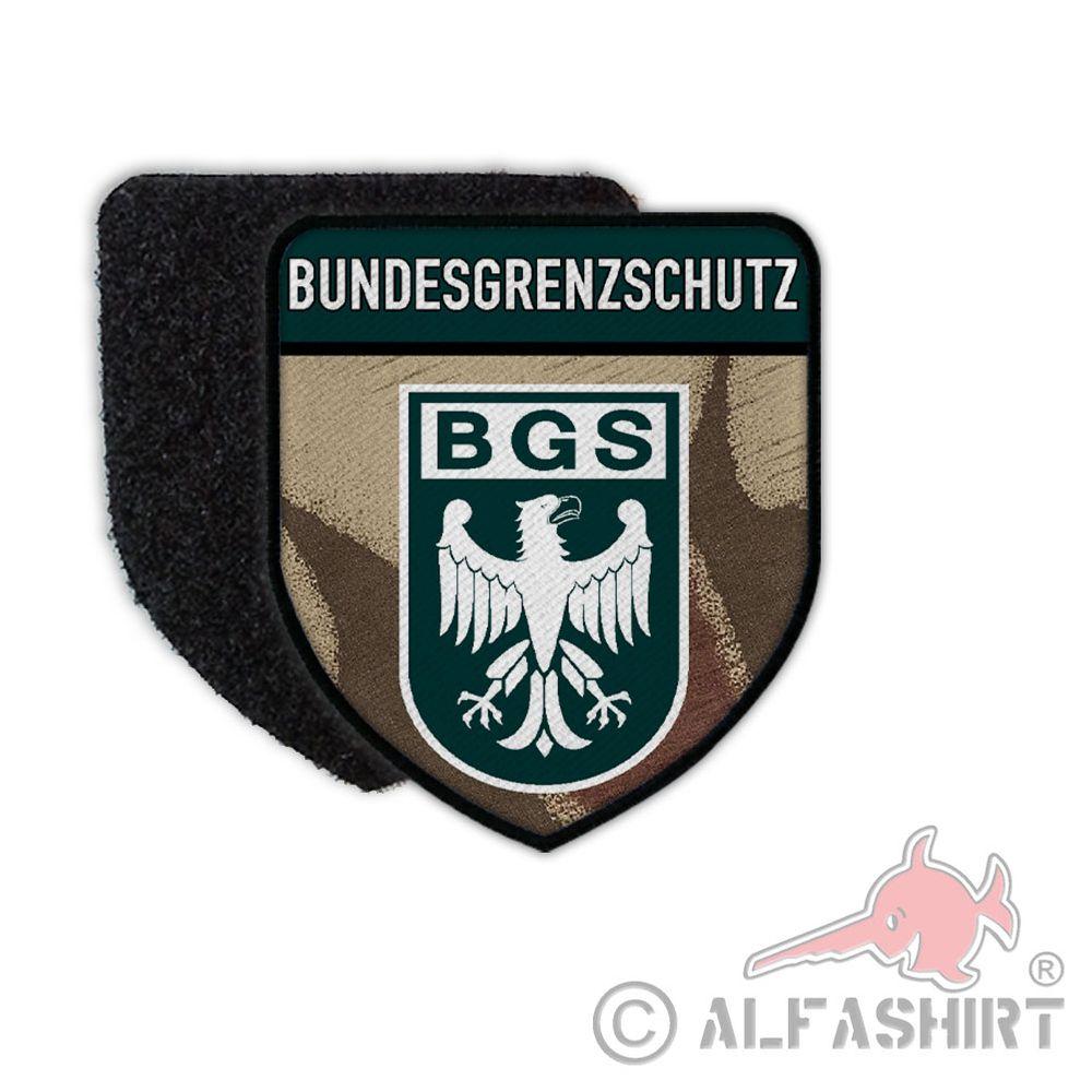 Tasse BGS Öberjäger UFA Unterführeranwärter Bundesgrenzschutz Wappen #24259