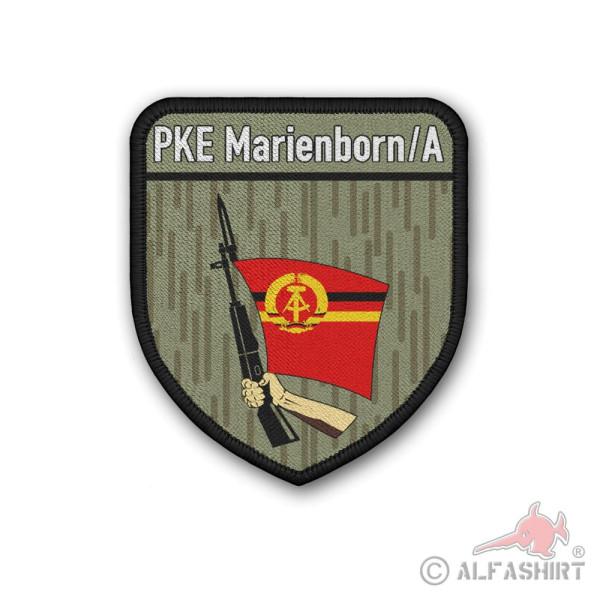 Patch PKE Marienborn-A Stasi-MFS DDR Ministerium für Staatssicherheit #37095