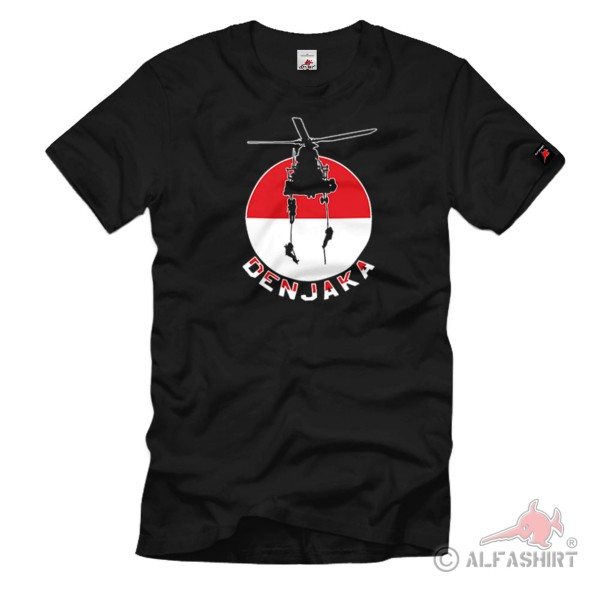 Special Forces Indonesia Denjaka Anti Terror Army Army - T Shirt # 1168