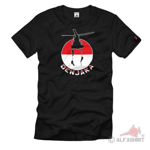 Spezialeinheit Indonesien Denjaka Anti Terror Armee Army - T Shirt #1168