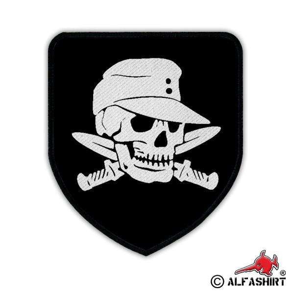 Patch Totenkopf Infidel Sniper Einheit Abzeichen Wappen Einheit Lokführer #15805
