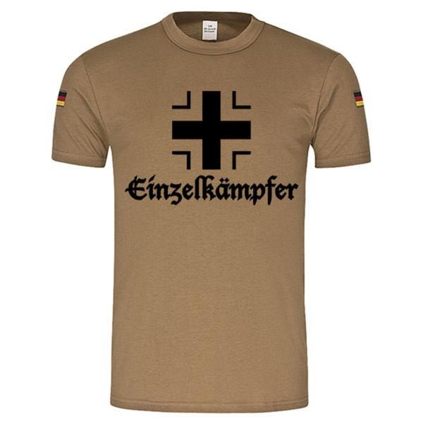 BW Tropen Einzelkämpfer Blakenkreuz deutscher Soldat Tropenhemd #14424
