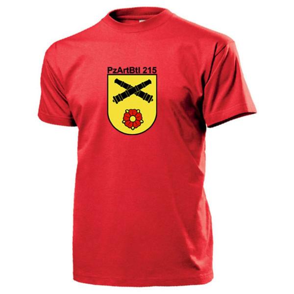 PzArtBtl 215 Panzerartilleriebataillon 2000 Bundeswehr - T Shirt #14229