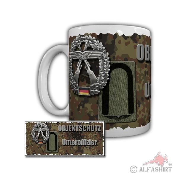 Oberfeldwebel Objektschutzbataillon Luftwaffe Oberfeldwebel Objekt Tasse #29230