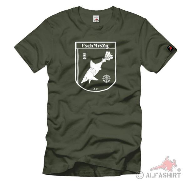 Paratrooper Mortar Train FschMrsZg Bundeswehr Unit FschJg - T Shirt # 1154