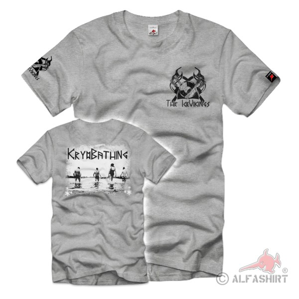 Kyro Vikings T Shirt #K00480