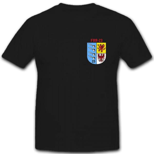 FRR 23 Fla Missile Regiment 23 NVA Military Crests Badge Emblem T Shirt # 10900