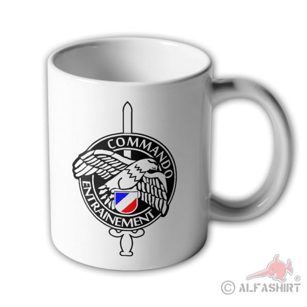 Commando Entrainement Cup National Commando Training Center # 35046