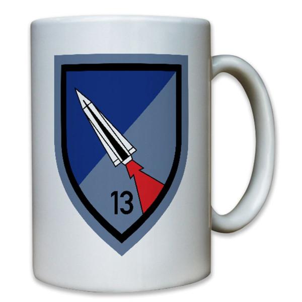 13th Operations Group belgische Armee Luftwaffe Schulterabzeichen - Tasse #8495