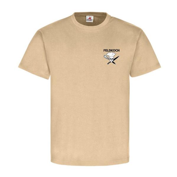 FachMod VpflUffz VIII Inspektion LogSBw Feldkoch Totenschädel - T Shirt #13150
