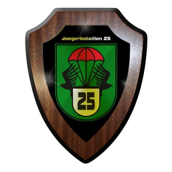 Wappenschild -Jägerbataillon 25 Jäger Bataillon JgBtl Austria Bundesheer #10072