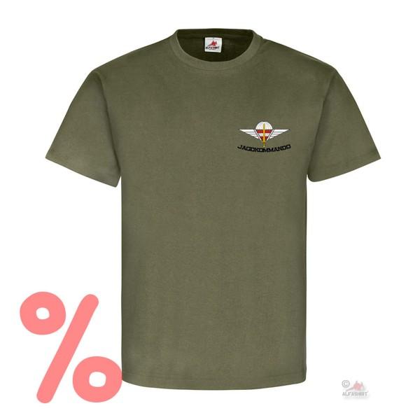 Gr. L - SALE Shirt Jagdkommando Brust Bundesheer Österreich Spezialeinheit #R138