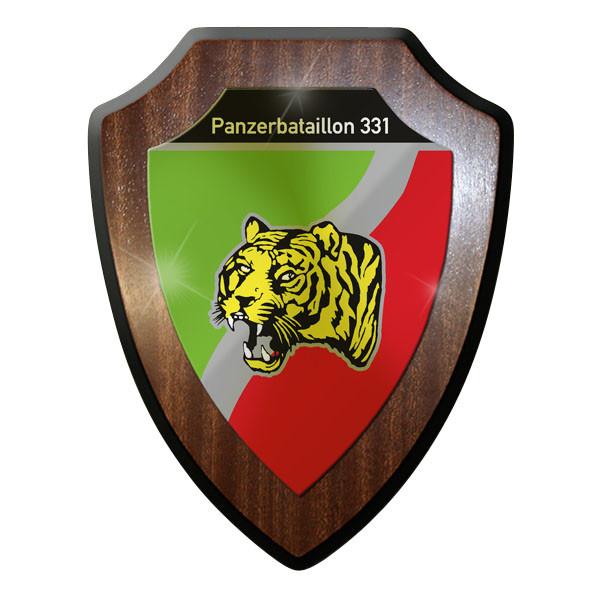 Wappenschild Panzerbataillon 331 Panzer Bataillon Heer Soldaten Bundeswehr #9224