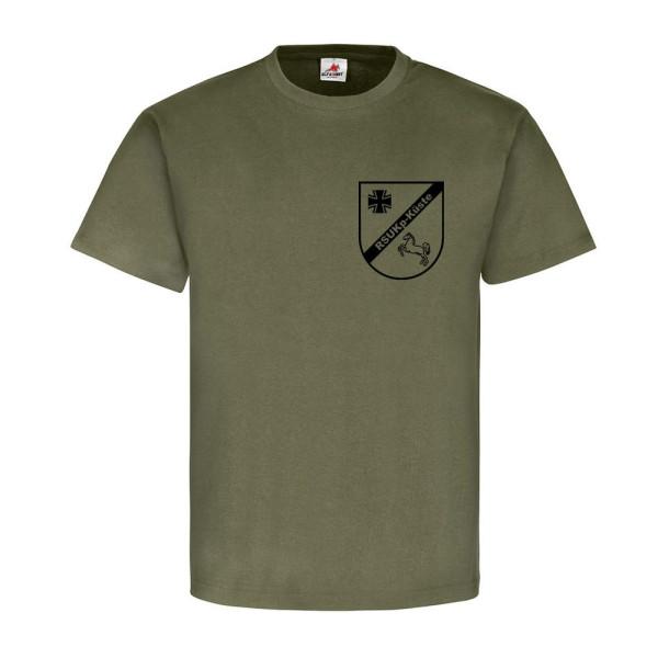 RSUKp Küste 2 Zug Regionale Sicherungs- und Unterstützungskräfte T Shirt #14089