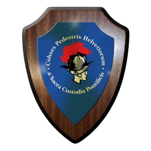 Wappenschild - Päpstliche Schweizer Garde Cohors Pedestris Helvetiorum #11721