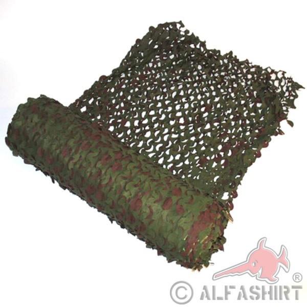 Woodland camo camo camouflage camouflage camo BIWAK Olive 78mx2,4m # 17925