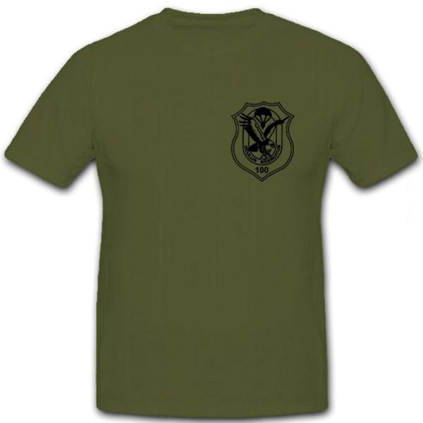 Fernspähkompanie 100 FeSpähKpFSK Braunschweig - T Shirt #12764