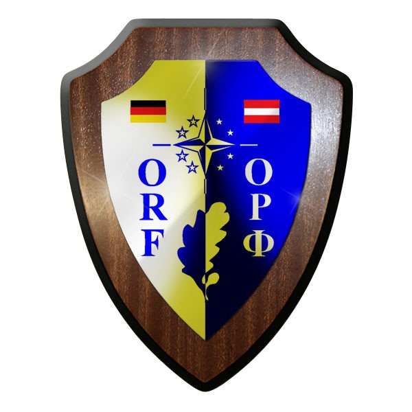 Wappenschild / Wandschild / Wappen - ORF Operative Reserve Forces NATO #10074