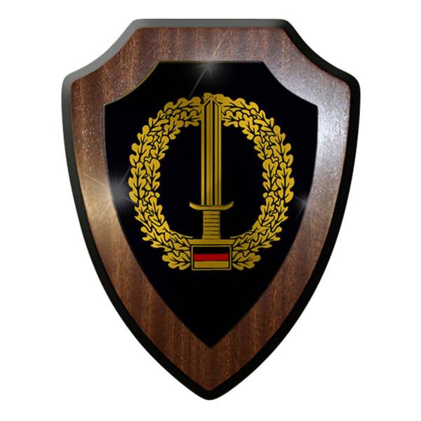Wappenschild / Wandschild - Ksk Kommando Spezialkräfte Spezialeinheit #7395
