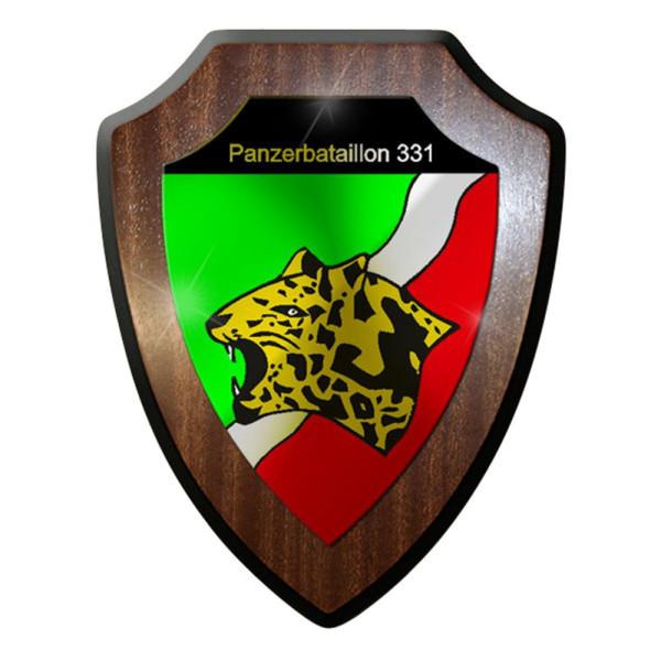 Wappenschild / Wandschild / Wappen - Panzerbataillon 331 PzBtl Panzer #8348