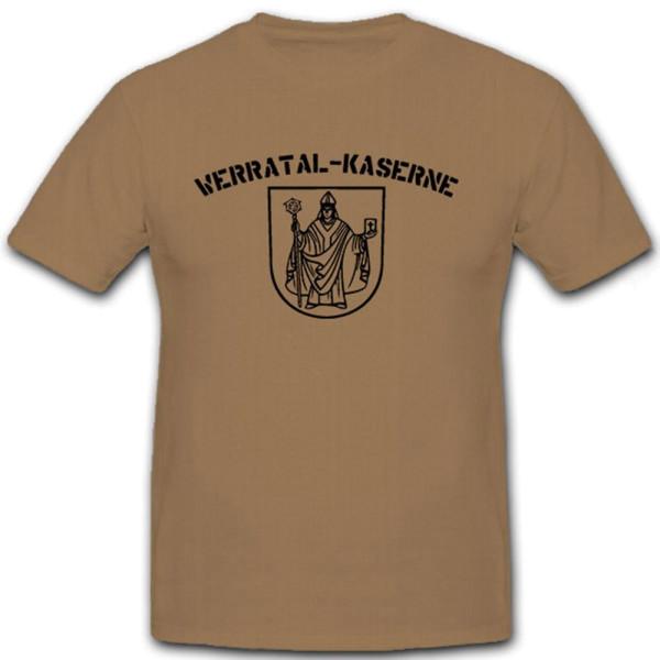 Werrtal Kaserne Bad Salzungen Wappen Bundeswehr Deutschland BRD - T Shirt #6954