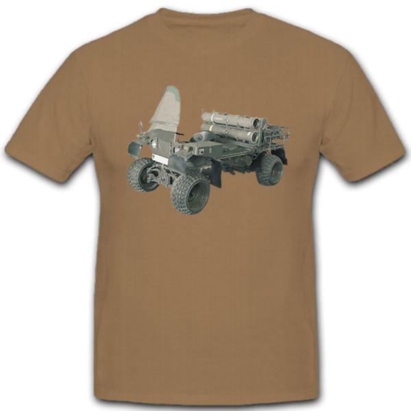 Kraka mit PzAbwRak Kraftkarren Fahrzeug Militär Heer Deutschland - T Shirt #9210