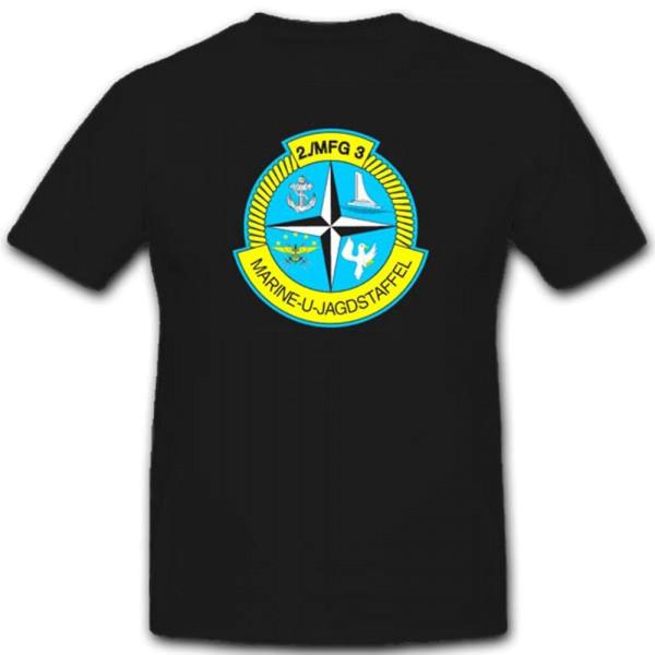 Mfg3 Jagdstaffel Wappen Abzeichen Marinefliegergeschwader Militär T Shirt #3390