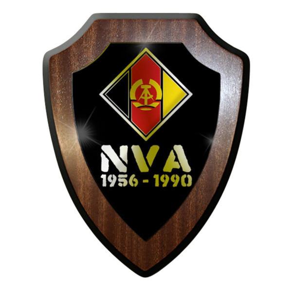 Wappenschild / Wandschild / Wappen - NVA Nationale Volksarmee DDR Deutsche #8800