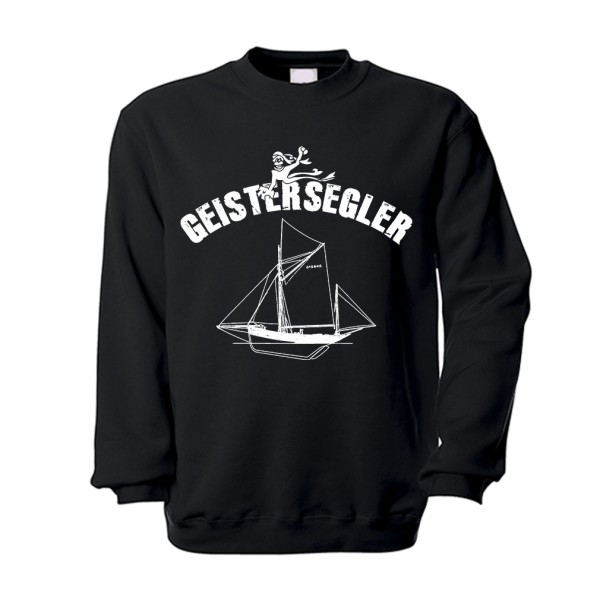 Geistersegler Marine Schiff geheime Agenten Geheimagenten - Pullover #12350