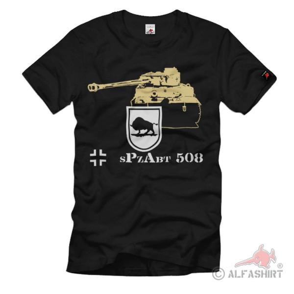 Schweres Panzer Regiment 508 sPzAbt Frankreich Panzereinheit #1314
