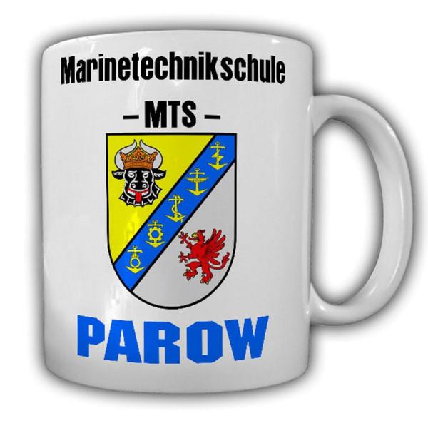 Tasse Marinetechnikschule MTS Parow Bundes-Marine Bundeswehr Wappen #23775