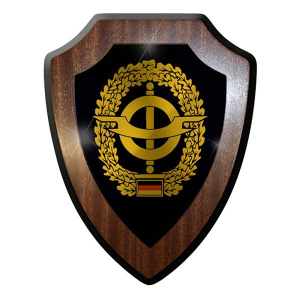 Wappenschild / Wandschild -Nachschub Deutschland Bundeswehr #7419