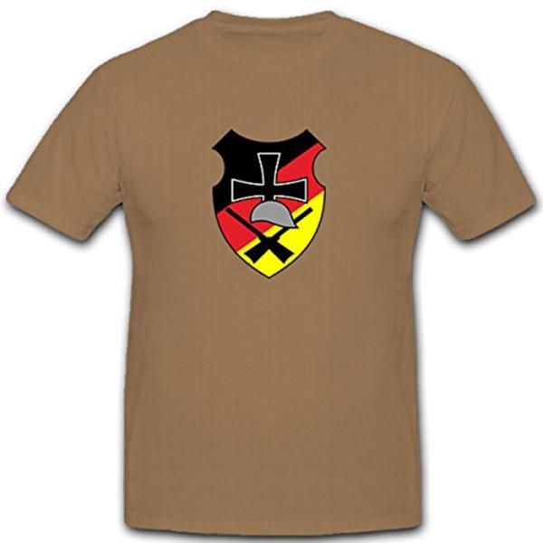 2 PzGrenBtl 32 2 Kompanie Panzergrenadierbataillon 32 Bundeswehr T Shirt #12130