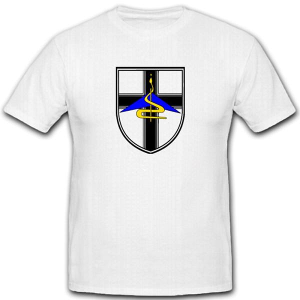 Generalärzte Luftwaffe Militär Einheit Bundeswehr Wappen T Shirt #2592