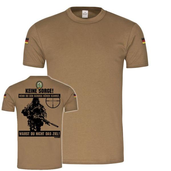 Deutscher Scharfschütze Sniper Präzisionsschütze BW original Tropenshirt #20553
