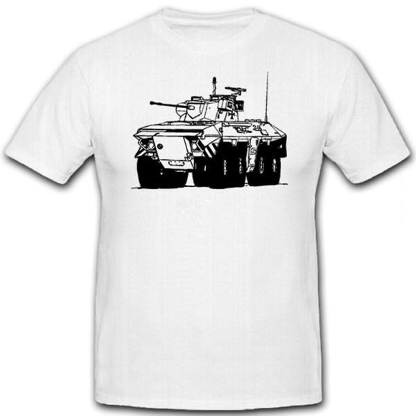 Spähpanzer 2 SpPz Lynx-Bundeswehr Tank Reconnaissance Tank - T-shirt # 12480