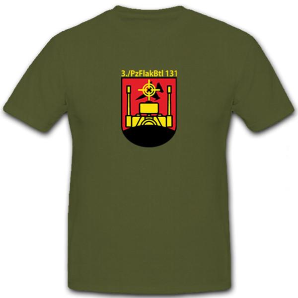 3 PzFlakBtl131- T Shirt #5871
