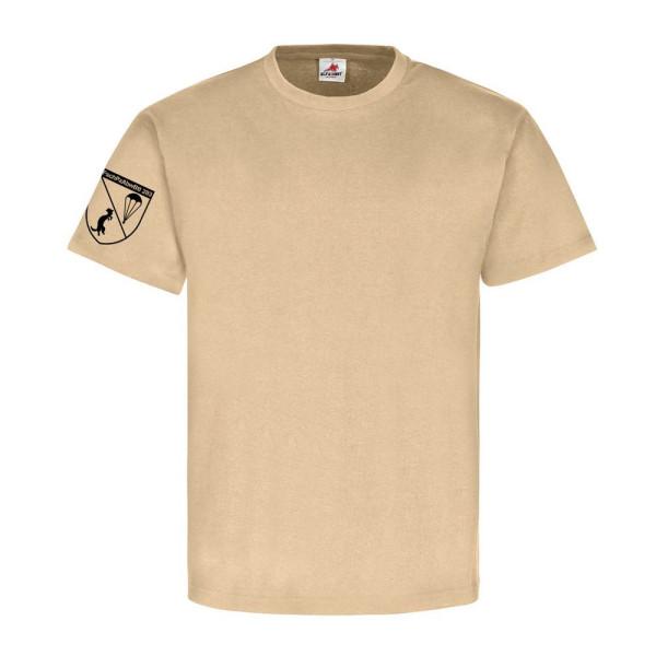 FschPzAbwBtl 283 KRK Fallschirmpanzerabwehrbataillon Münsingen - T Shirt #13112