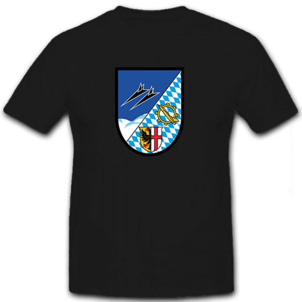 JaboG 34 Inst Instandstzung Jagdbomber Luftwaffe Militär Wappen - T Shirt #8515