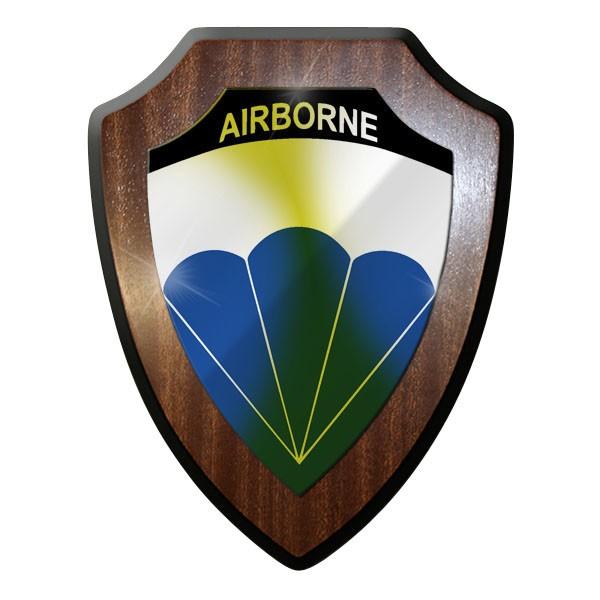Wappenschild - 6th Airborne Division SSI WW2 Wk 2 United States #10005