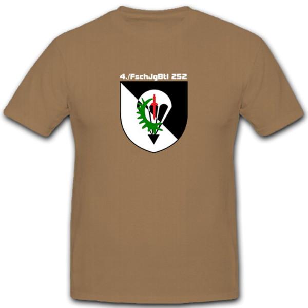 4 FschJgBtl 252- T Shirt #5949