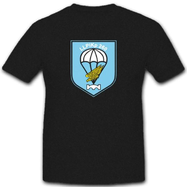 BW Abzeichen Bundeswehr Llpikp 260 Luftlande Pionier Kompanie - T Shirt #3804