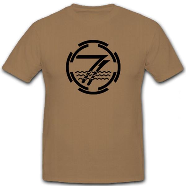 Wehrtechnische Dienststelle 71 WTD Bundeswehr - T Shirt #5913