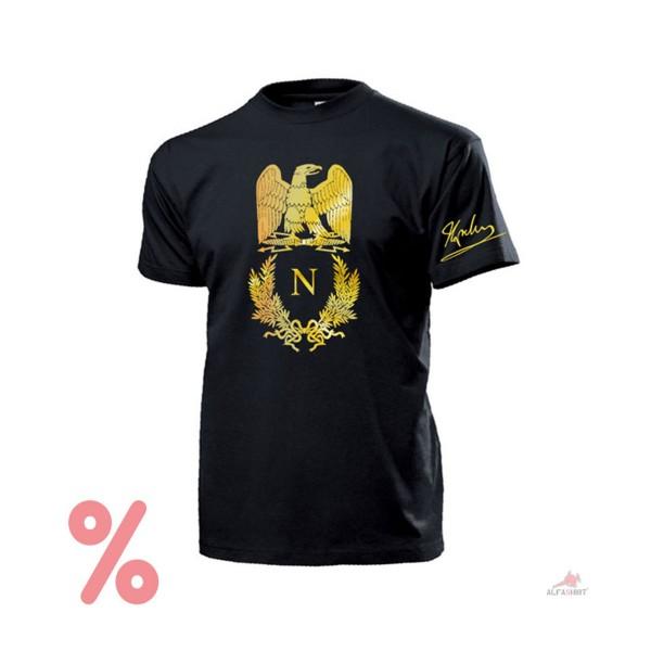 Gr. S - Napoleon Bonaparte Wappen - Reduziert