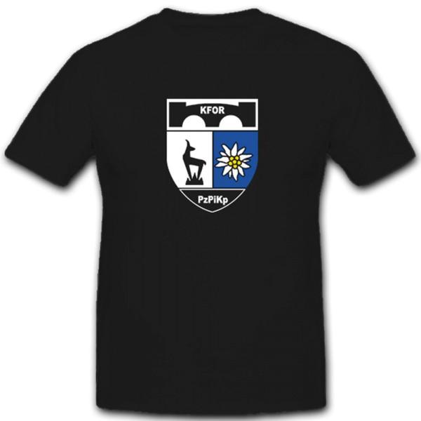 PzPiKp KFOR Panzerpionierkompanie Kosovo Force Truppe Panzer T Shirt #5292