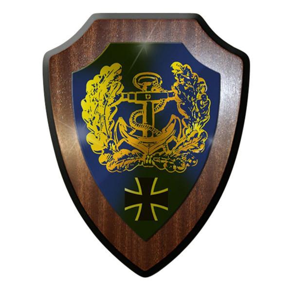 Wappenschild - deutsche Marine Bundeswehr Bund Deutschland Emblem #12357