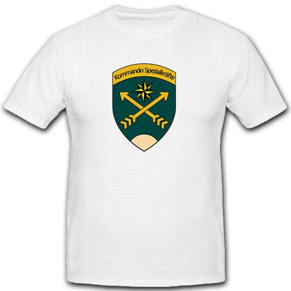 KSK Kommando Spezial Kräfte Formation Spezialeinheit Militär - T Shirt #10252
