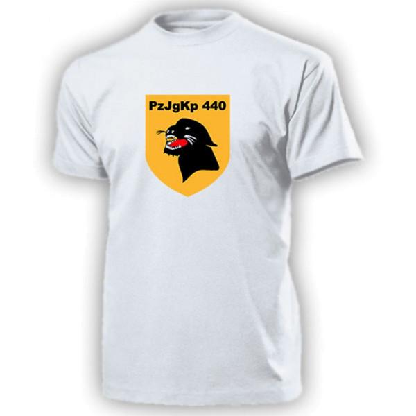 Panzerjägerkompanie 440 GELB PzJgKp Bundeswehr Wuppertal Düren - T Shirt #14314