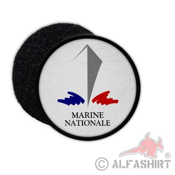 Patch Marine Nationale Frankreich Abzeichen Wappen Aufnäher#33641