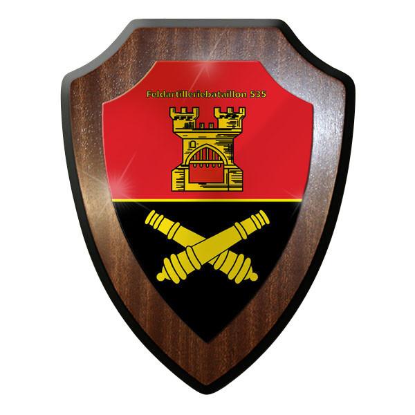 Wappenschild - Feldartilleriebataillon 535 FArtBtl Bundeswehr Bund Bw - #11732